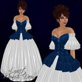 [K~*~S] Lynet - Wench Deux - Gown - Sapphire