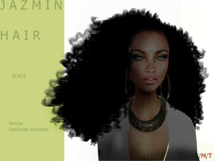 J A Z M I N Hair Dark Tipped - By Naomie Dirval