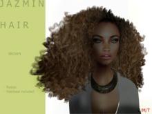 J A Z M I N Hair Dark/brown Tipped - By Naomie Dirval