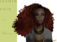 J A Z M I N Hair Dark/Ginger Tipped - By Naomie Dirval