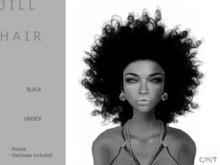 DEMO J I L L  Hair Dark - By Naomie Dirval