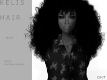 DEMO K E  L I S Hair Dark - By Naomie Dirval