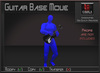 Musical *Electric Guitar Base Move* Copyable Poseball