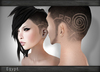 AITUI™ - 5 Etched Hair Bases - Egypt [Unisex]
