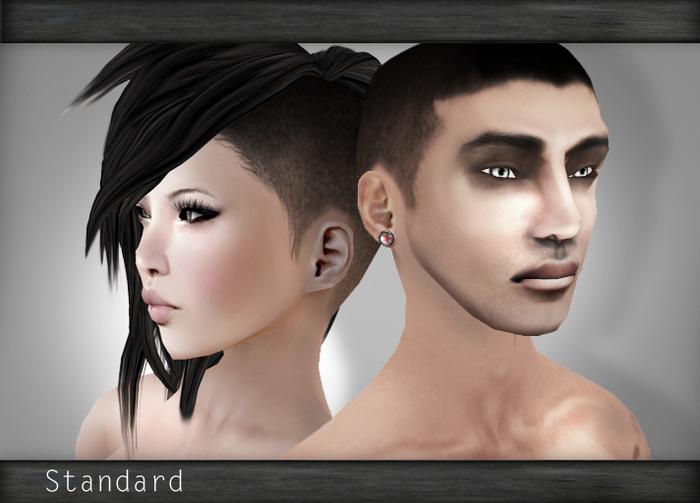 AITUI™ - 5 Standard Hair Bases [Unisex]