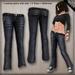 DN Mesh Jessi Jeans - Dark