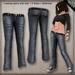 DN Mesh Jessi Jeans - Warm