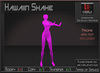 Musical *Hawaiian Shake* Animations for Builders