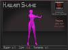 Musical *Hawaiian Shake* Transferable Poseball