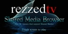Shared media browser