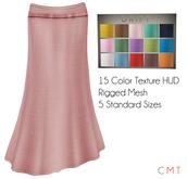 DRIFT Hangover Maxi [MESH] Cotton (15 Color Textures)