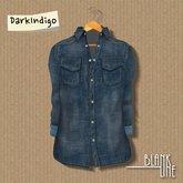 BlankLine 013 Denim Shirt DarkIndigo