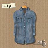 BlankLine 013 Denim Shirt Indigo