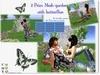 2 prim Mesh Spring garden 20 poses/ single+couple