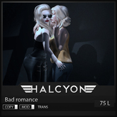 Halcyon - Bad romance  [25L IN WORLD]