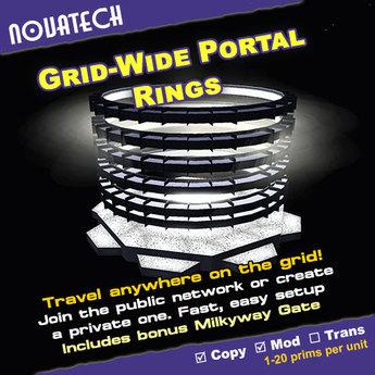 Grid-Wide Transporter, Rings