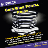 Grid-Wide Transporter, Rings
