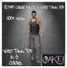 [[>CaKe!<]]-Mesh outfit cargo pants + vest tank top-Grey