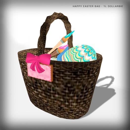 MDL - Happy Easter Bag Dollarbie