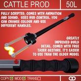 Cattle Prod