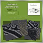 Mesh Roads 5 styles - Textured - NO TRANSFER - ZimberLab Roads A2