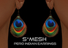S*MESH - Pero Indian Earrings