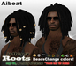 Aibeat *Roots * Jetblack