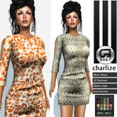 SHEY - Charlize Dress