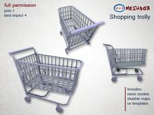 *M n B* Shopping trolly (meshbox)