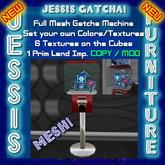 Jessis Gatcha with Stand