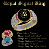 Ashira's Royal Signet Ring