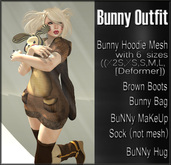NS:: Bunny Outfit