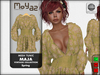maja Mesh tunic~ Vintage collection - Spring