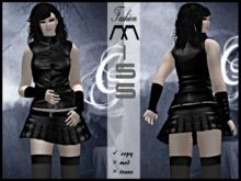 MissAvi Trendy Rebel Outfit