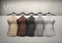 [VG] Halter Top - Neutrals
