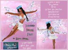 DIAMOND DAZZLE FAIRY wWings+Resizer
