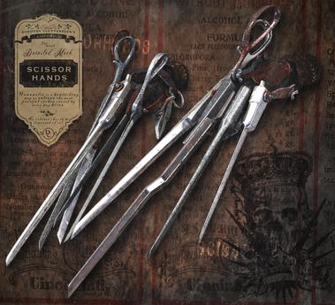 RO - Scissorhands
