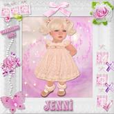 CCC Jenni - Toddleedoo Only!