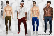 (red'sand - COSMO Skinny Pants  DEMO