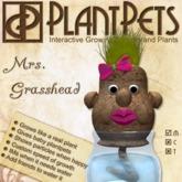 PlantPet Seed [Mrs. Grasshead]