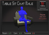 Seating *Table Sit Chat Male* Copyable Poseball