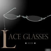 """AIR """"LACE (Silver) """" Glasses CM slx*"""