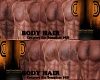 CCU**NEW** High Quality-BODY HAIR Kit Creator PACKS 1 and 2