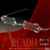 """AIR """"ARCADIA"""" Glasses CM slx*"""