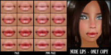 .:A&M:. Nude Lips - Pink Pale