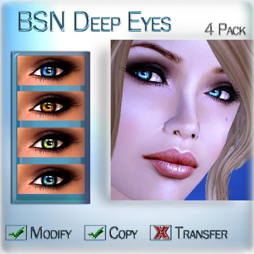 BSN Deep Eyes