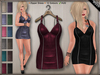 DN Mesh: Sloan Dress w HUD