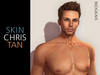 Skin CHRIS - Tan / Bundle - REDGRAVE
