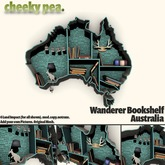 :CP: Wanderer Bookshelf - Australia