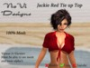 Jackie red add nd